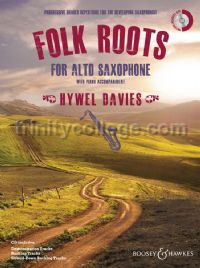Folk Roots for Alto Saxophone