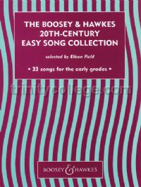 Boosey & Hawkes 20th Cent. Easy Song Collection 1
