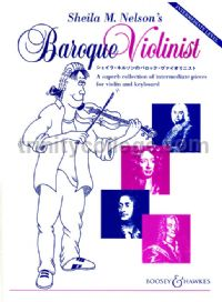 Sheila Nelson's Baroque Violinist