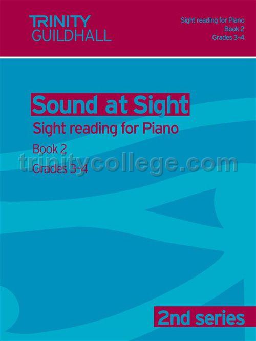 Trinity College London Sound At Sight Piano Book 2
