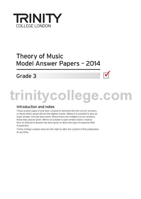 trinity college essay writing