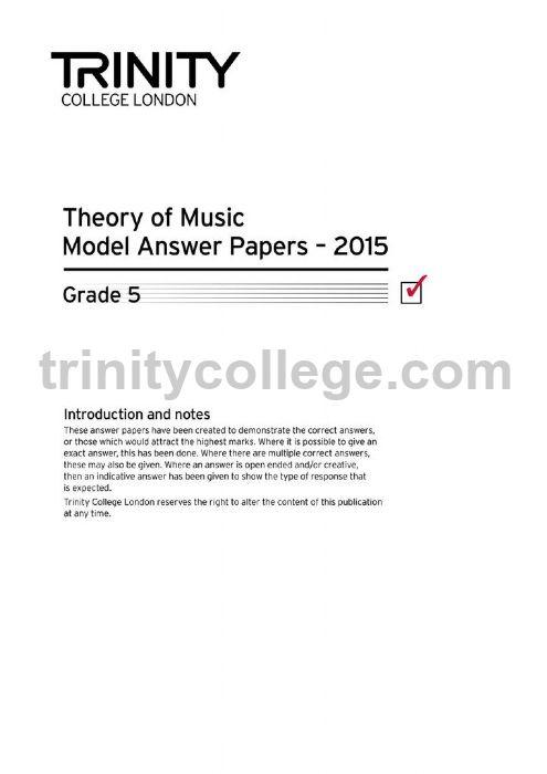 Model college essays