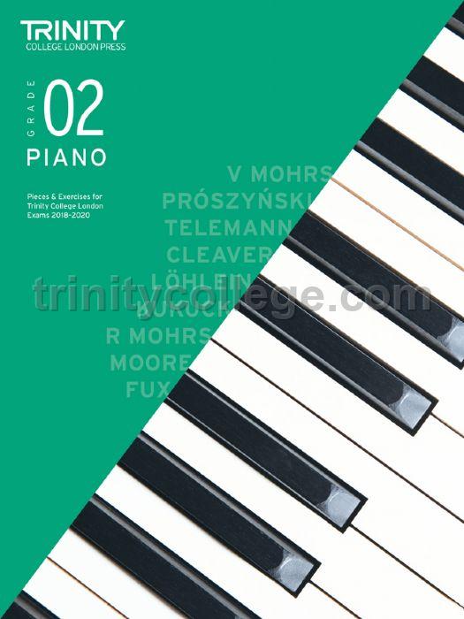 Trinity College London Piano Exam Pieces Amp Exercises