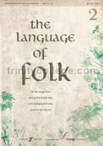 The Language of Folk Book 2 (Book & CD)