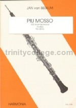 Piu Mosso: 107 Short Technical Studies
