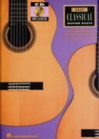 Easy Classical Guitar Duets (Book & CD)