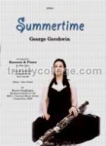 Summertime for bassoon & piano