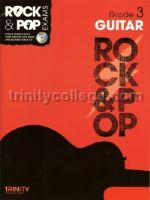 Rock & Pop Exams: Guitar - Grade 3