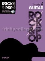 Rock & Pop Exams: Guitar - Grade 4