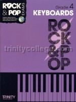 Rock & Pop Exams: Keyboards - Grade 4