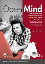 Open Mind Intermediate Student's Book Premium Pack (B1+)