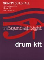 Sound at Sight. Drum Kit (Grades 1-4)