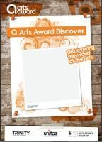 Arts Award Discover Arts Log For Teenagers 11+ - Pack Of 100