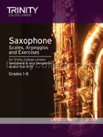 Saxophone & Jazz Saxophone Scales, Arpeggios & Exercises from 2015