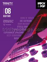 Trinity Rock & Pop 2018 Guitar Grade 8