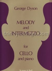 Melody & Intermezzo (cello & piano)