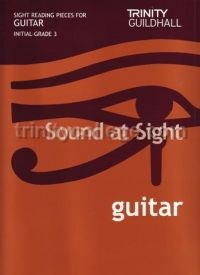 Sound at Sight Guitar, Initial-Grade 3