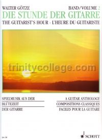 Guitarist's Hour (An Hour With The Guitar) 2: A Guitar Anthology