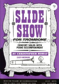 Slide Show for trombone (bass clef) (book only)