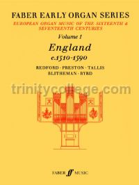 Early Organ Series, Vol.I - England 1510-1590