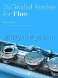 76 Graded Studies for Flute, Book II