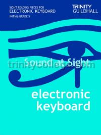 Sound at Sight Electronic Keyboard Initial-Grade 5