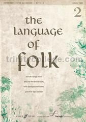 The Language of Folk, Book I - Grades 5-8 (Voice)