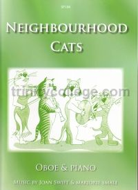 Neighourhood Cats for oboe & piano