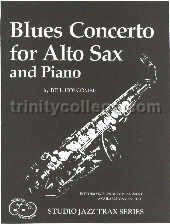 Blues Concerto for Alto Sax & Piano
