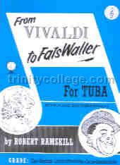 From Vivaldi to Fats Waller for Tuba/Eb Bass (treble clef)