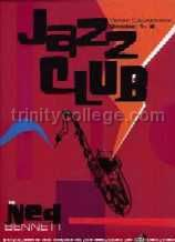Jazz Club for Tenor Saxophone Grades 1-2 (Book & CD)