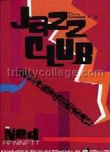 Jazz Club Flute Grades 1-2 (Book & CD)