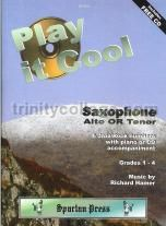 Play It Cool Saxophone (Book & CD)