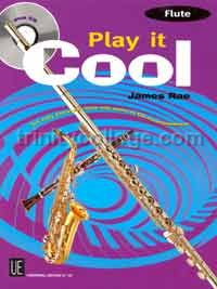Play It Cool Flute (Book & CD)