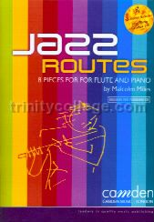 Jazz Routes for Flute & Piano