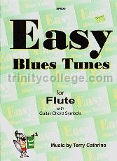 Easy Blues Tunes for Flute