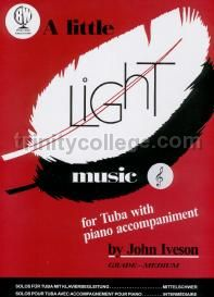 A Little Light Music for Tuba / Eb Bass (treble clef)