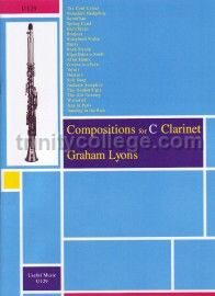 Compositions for C Clarinet, Vol. 1 (+ CD)
