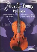 Solos for Young Violists, Vol. 4
