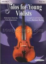 Solos for Young Violists, Vol. 5