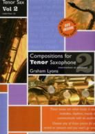 Compositions For Tenor Sax vol.2 (Book & CD)