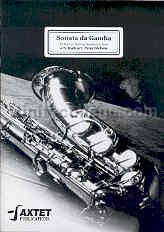 Sonata da Gamba (arr. Nichols for soprano/tenor saxophone and piano)