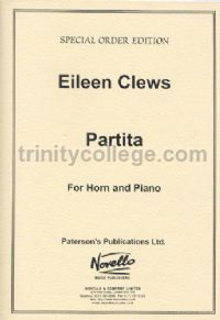 Partita for Eb/F Horn and Piano
