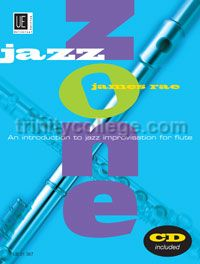 Jazz Zone for Flute (Book & CD)