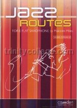 Jazz Routes for Alto Sax (+ CD)