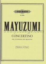 Concertino for Xylophone and Orchestra (Xylophone and Piano)