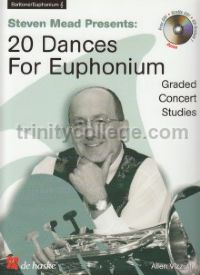 20 Dances for Euphonium (TC) (+ CD)