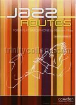 Jazz Routes (for Tenor Sax & Piano) (+ CD)