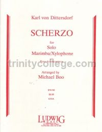 Scherzo for Tuned Percussion