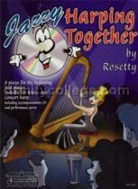 Jazzy Harping Together (Book & CD)